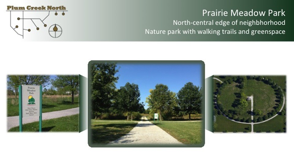 Prairie Meadow Park Slider